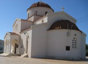 Εκκλησία Αγίων Ανδρόνικου και Αθανασίας